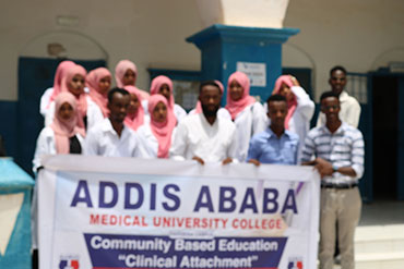 Addis Ababa Medical University College (AAMUC)